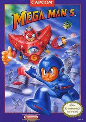 Mega Man 5 (Nintendo / NES) Pre-Owned: Cartridge Only