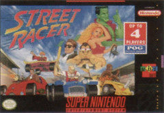 Street Racer (Super Nintendo) Pre-Owned: Cartridge Only