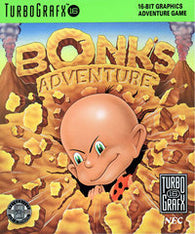 Bonk's Adventure (TurboGrafx 16) Pre-Owned w/ Box