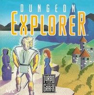 Dungeon Explorer (TurboGrafx 16) Pre-Owned