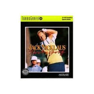 Jack Nicklaus Turbo Golf (TurboGrafx 16) Pre-Owned
