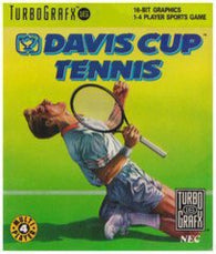 Davis Cup Tennis (TurboGrafx 16) Pre-Owned