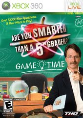 Are You Smarter Than A 5th Grader? (Xbox 360) Pre-Owned
