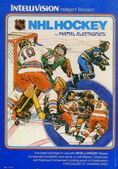NHL Hockey (Intellivision) Pre-Owned: Cartridge Only