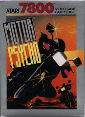 Motor Psycho (Atari 7800) Pre-Owned: Cartridge Only