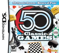 50 Classic Games (Nintendo DS) Pre-Owned
