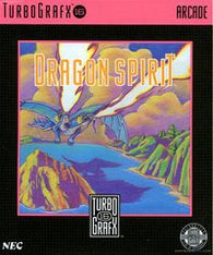 Dragon Spirit (TurboGrafx 16) Pre-Owned