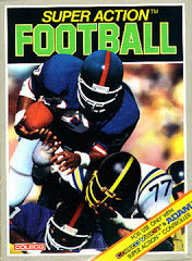 Super Action Football (ColecoVision) Pre-Owned: Cartridge Only