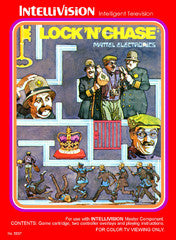Lock 'N Chase (Intellivision) Pre-Owned: Cartridge Only