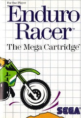 Enduro Racer (Sega Master System) Pre-Owned: Cartridge and Case