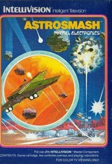 Astrosmash (Intellivision) Pre-Owned: Cartridge Only