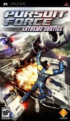 Pursuit Force: Extreme Justice (PSP) Pre-Owned