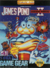 James Pond II: Codename Robocod (Sega Game Gear) Pre-Owned: Cartridge Only