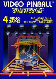 Video Pinball - CX2648 (Atari 2600) Pre-Owned: Cartridge Only