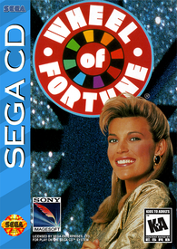 Wheel of Fortune (Sega CD) Pre-Owned: Game, Manual, and Case