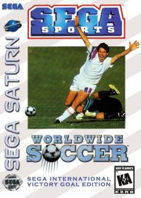 Worldwide Soccer: Sega International Victory Goal Edition (Sega Saturn) Pre-Owned: Disc(s) Only