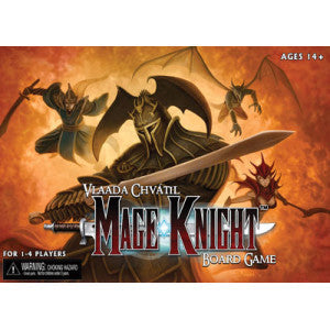 Mage Knight Board Game (Card and Board Games) NEW