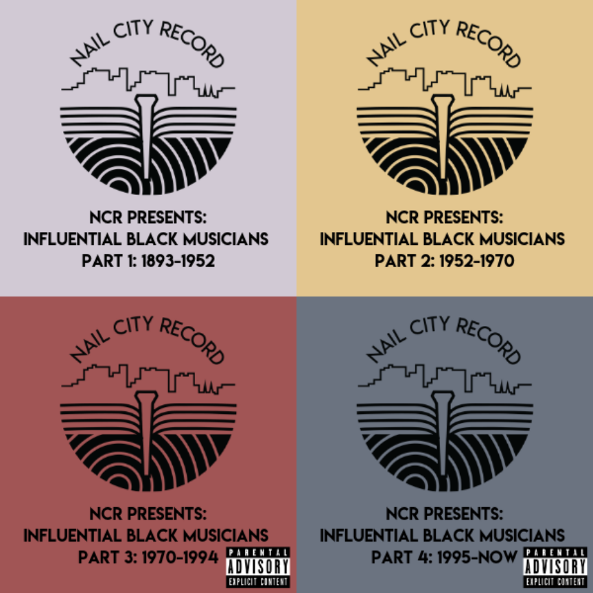 Nail City Record Presents: An Exploration of Black Culture Through Music!
