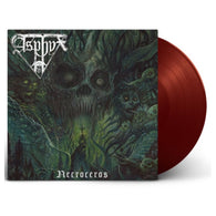 Asphyx - Necroceros (Indie Exclusive, Brick Red Vinyl)