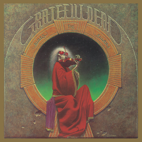 Grateful Dead - Blues For Allah (LP, Rocktober 2018 Exclusive)