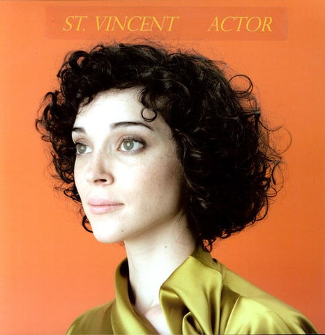 St. Vincent ‎– Actor