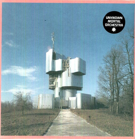 Unknown Mortal Orchestra ‎– Unknown Mortal Orchestra