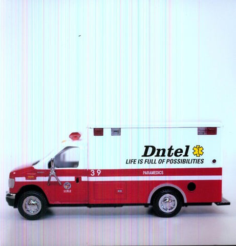 Dntel ‎– Life Is Full Of Possibilities (Red/White)