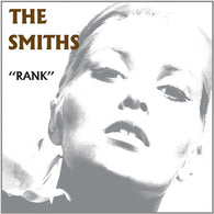 The Smiths ‎– Rank (2016 Re, 180g, poster)