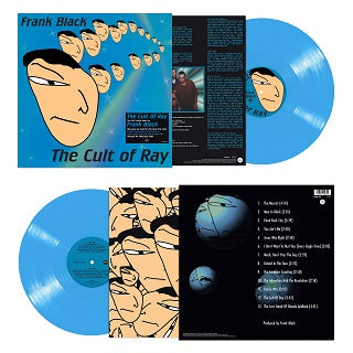 Frank Black - Cult Of Ray [140-Gram Blue Colored Vinyl]