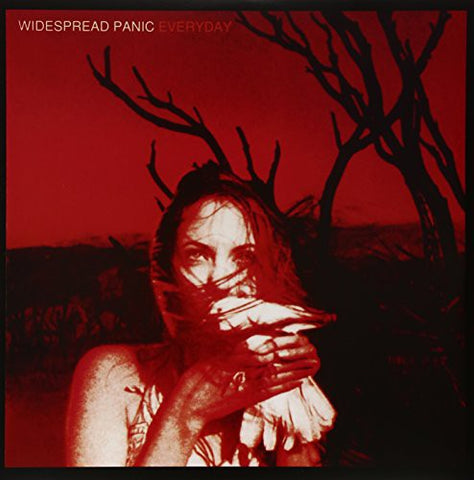 Widespread Panic ‎– Everyday (Translucent Red & Grey Vinyl)