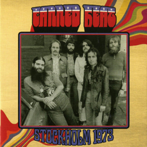 Canned Heat ‎– Stockholm 1973