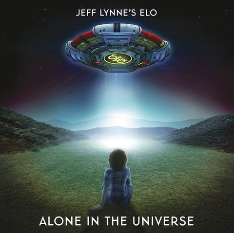 Jeff Lynne's ELO ‎– Alone In The Universe