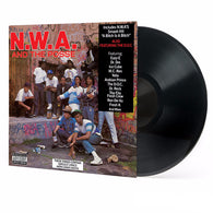 N.W.A. ‎– N.W.A. And The Posse (Lenticular 3D Cover)