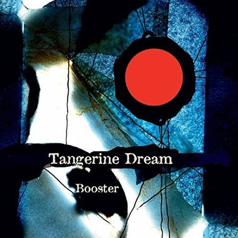 Tangerine Dream ‎– Booster (Red White and Blue Vinyl)