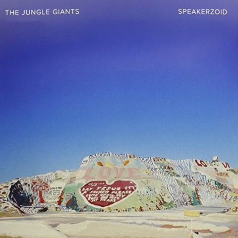 The Jungle Giants ‎– Speakerzoid