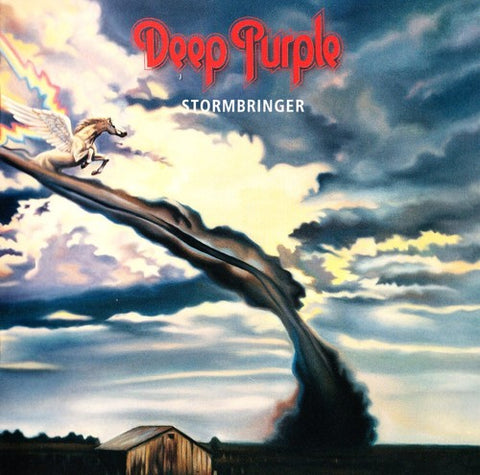 Deep Purple ‎– Stormbringer (2016 Reissue, 180g)
