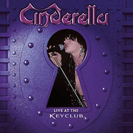 Cinderella - Live at the Key Club (Limited Edition Purple Vinyl)