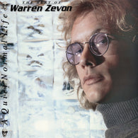 Warren Zevon ‎– A Quiet Normal Life: The Best Of Warren Zevon