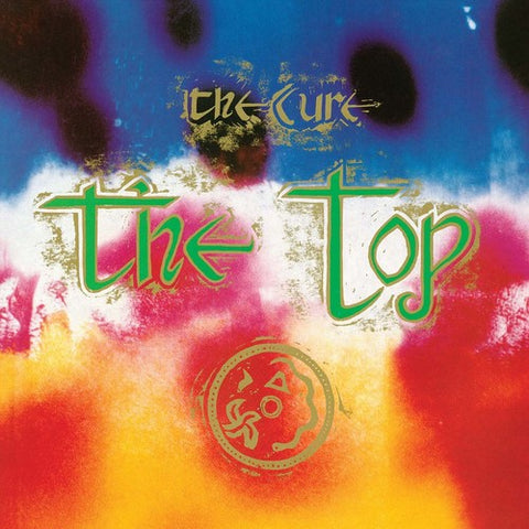 The Cure ‎– The Top