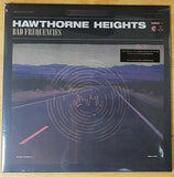 Hawthorne Heights - Bad Frequencies (indie Exclusive, Bone / Electric Blue Vinyl, Limited to 300)