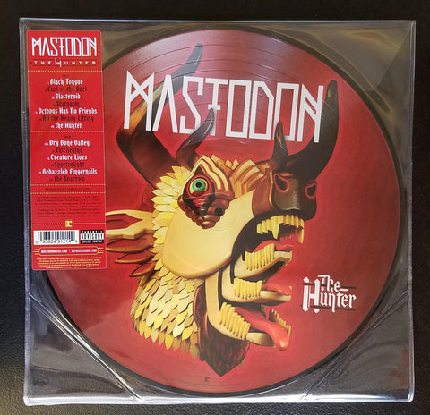 Mastodon ‎– The Hunter (Picture Disc)
