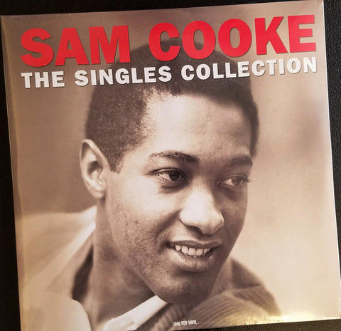 Sam Cooke ‎– The Singles Collection (2017 Re, 180g, Double Red Vinyl)