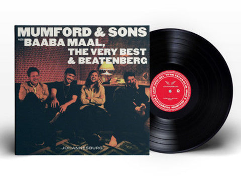 Mumford & Sons with Baaba Maal, The Very Best & Beatenberg ‎– Johannesburg