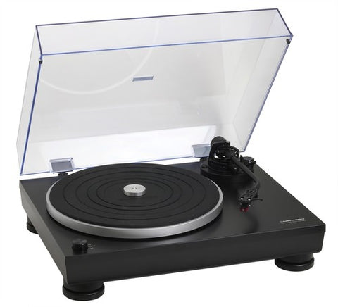 Audio Technica AT-LP5 Direct Drive Fully Manual High Fidelity Turntable