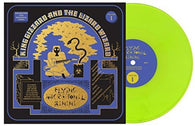 King Gizzard And The Lizard Wizard ‎– Flying Microtonal Banana (Neon Yellow Vinyl)