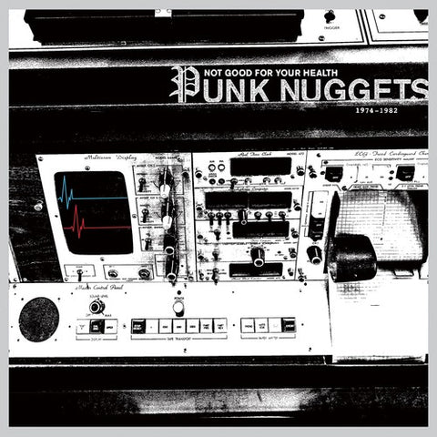 Punk Nuggets (back To The 80's Exclusive, White Vinyl, Indie Exclusive)