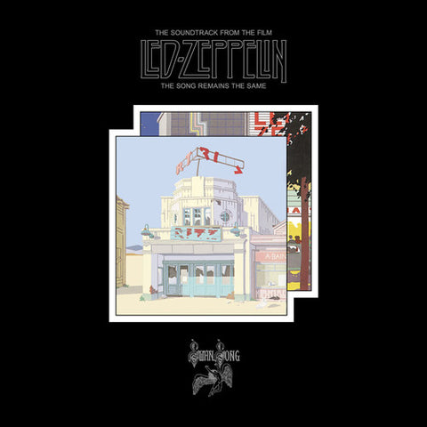 Led Zeppelin - Song Remains The Same (CD)