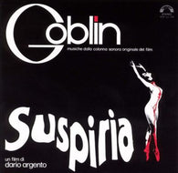 Goblin ‎– Suspiria (Blue vinyl, Limited edition)