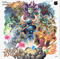 Shovel Knight: The Definitive Soundtrack (OST) by Jake Kaufman and Manami Matsumae (Blue Vinyl