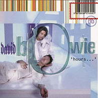 David Bowie - Hours (Blue/Gold SWIRL 180G TRI-FOLD COVER ART)